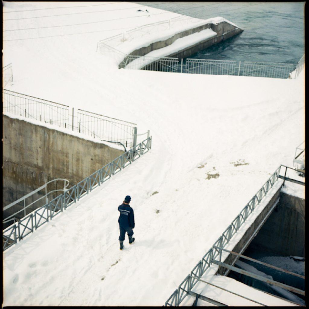 Julie David de Lossy – Pamir 1 Dam, Tadjikistan, 2011