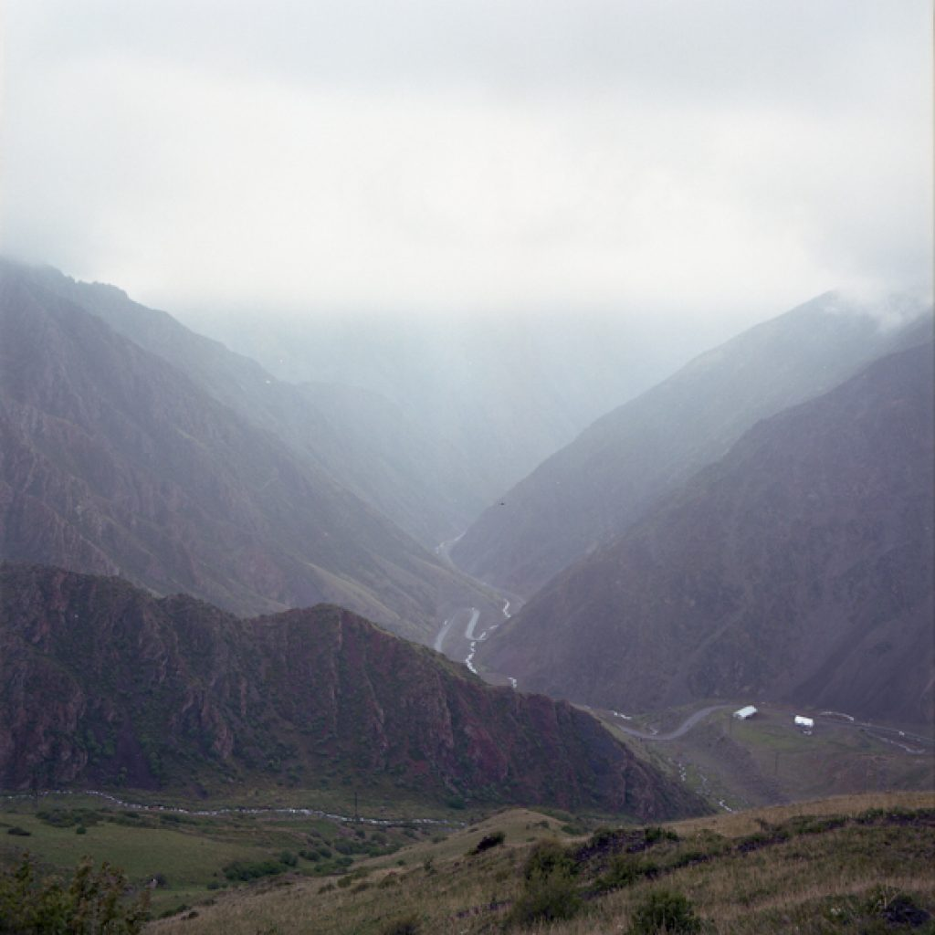 Julie David de Lossy – Otmök Pass, Kirghizstan, 2011