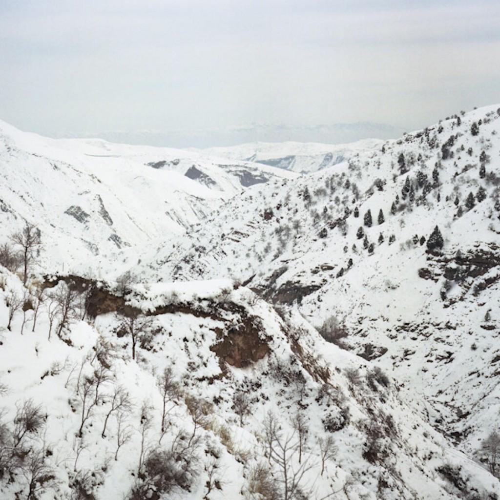 Julie David de Lossy – Varzob, Tadjikistan, 2011