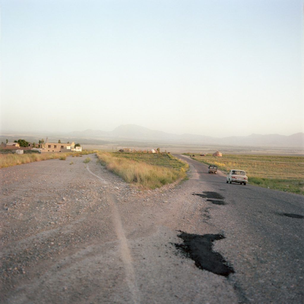 Julie David de Lossy – Moving Borders, Kirghizstan 2011