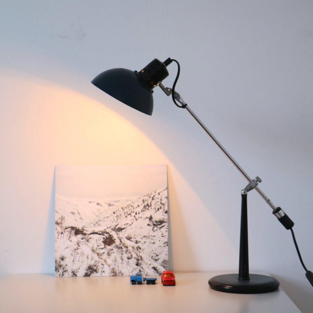 Lampe articulable anthracite