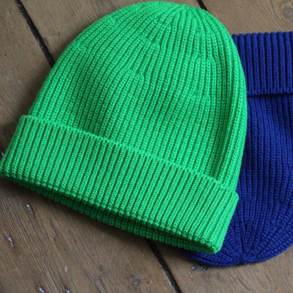Bonnet vert
