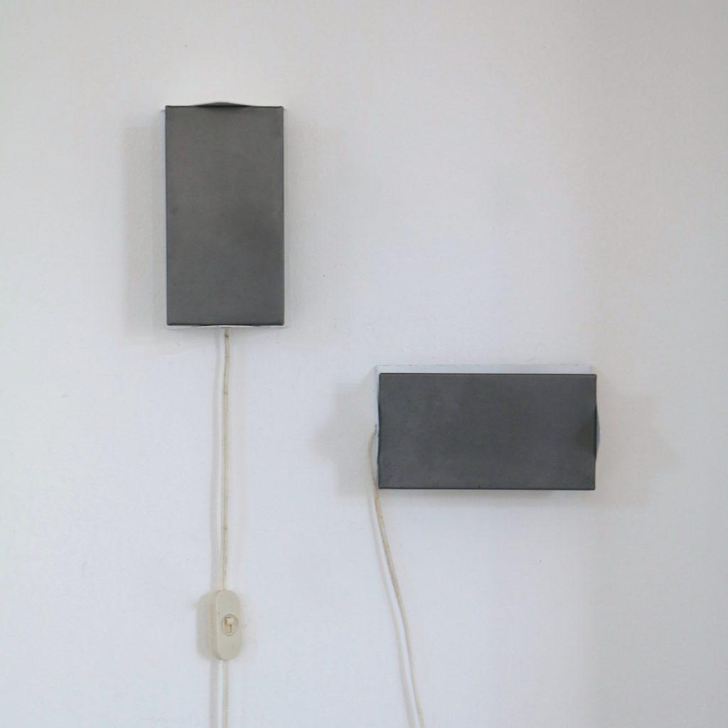 Paire d'appliques modernistes Anvia
