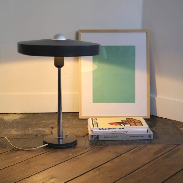 lampe louis kalff la maison bruxelloise. Black Bedroom Furniture Sets. Home Design Ideas