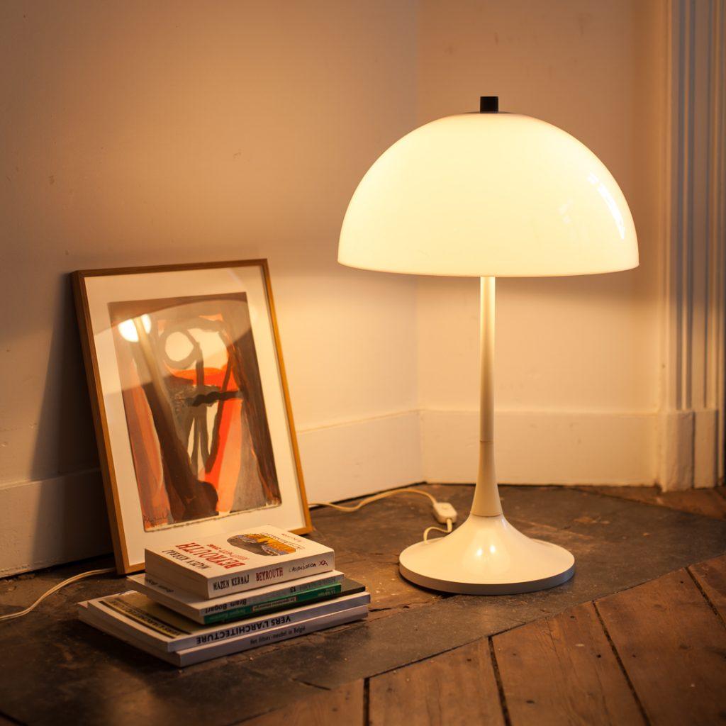 Lampe mushroom Hala