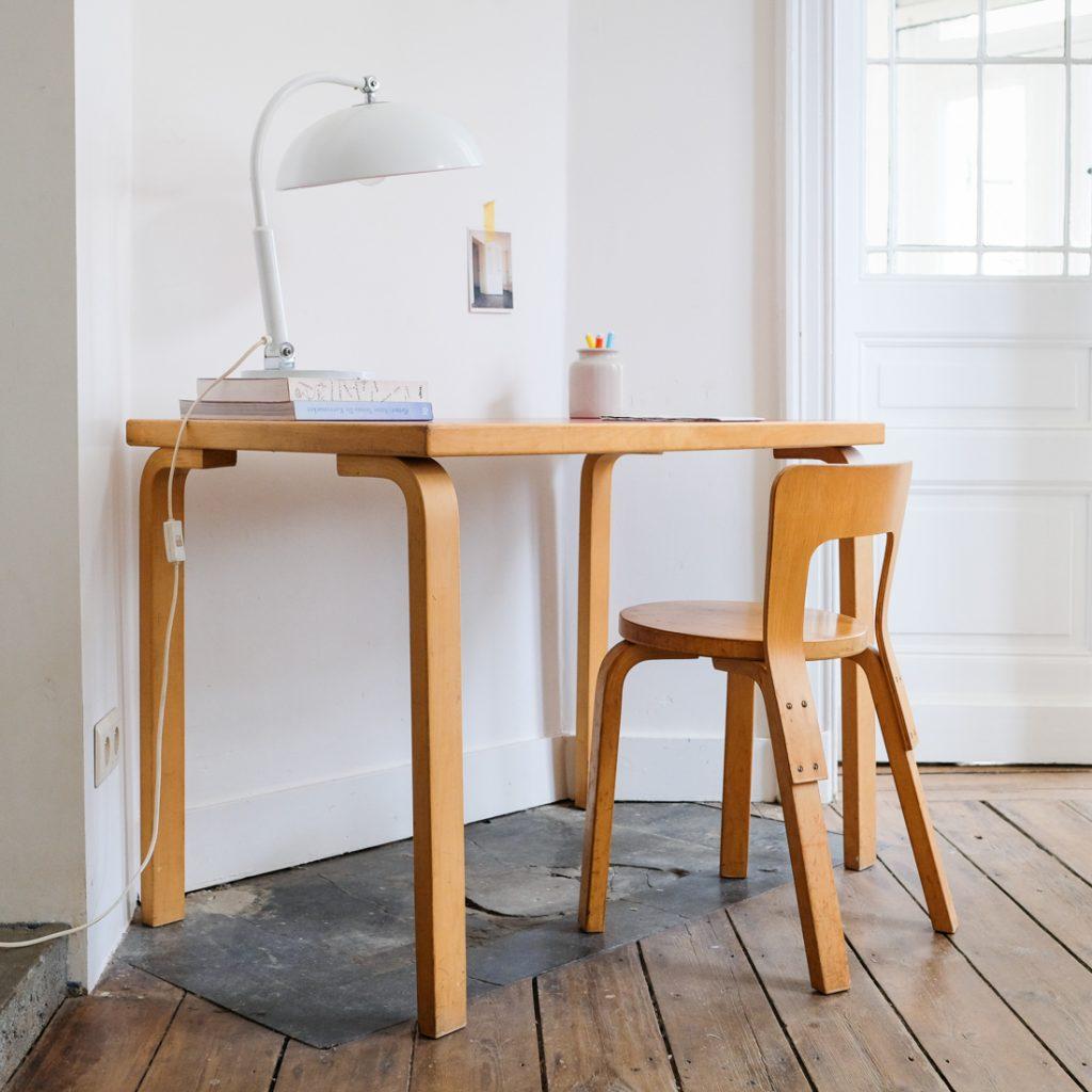Table et chaise Aalto