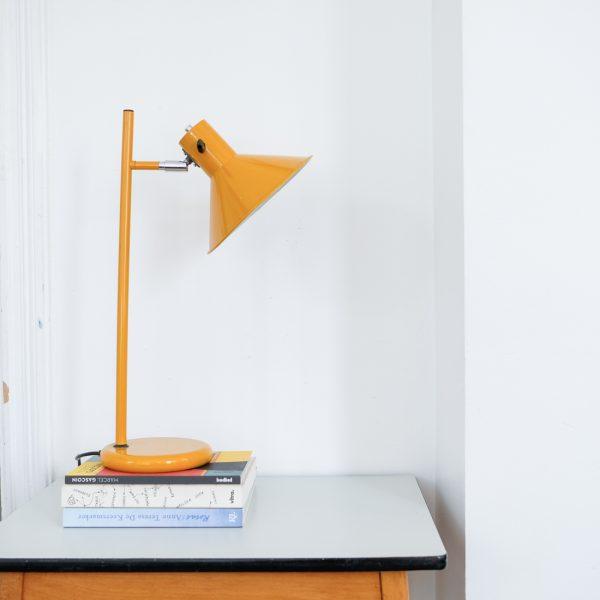 Lampe A Poser Jaune Moutarde La Maison Bruxelloise