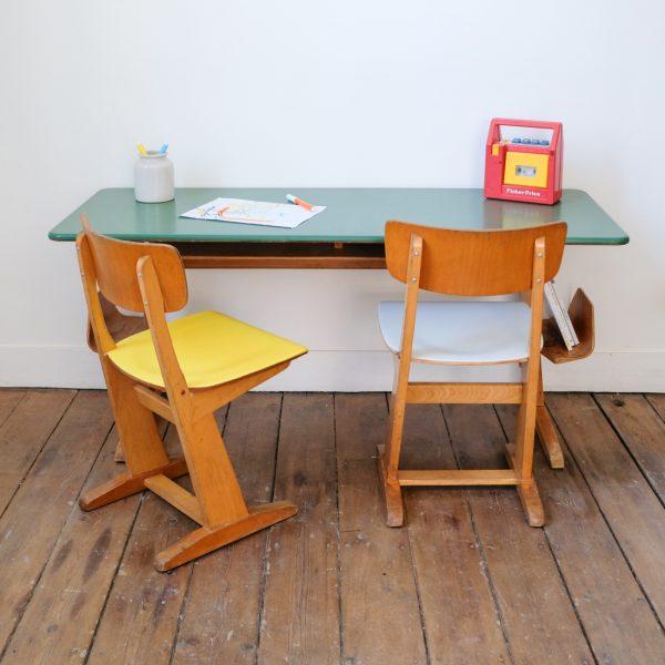 Bureau casala maternelle la maison bruxelloise - Bureau enfant maternelle ...