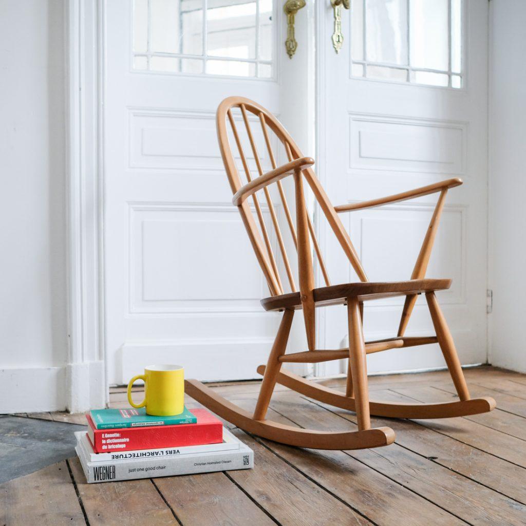 Rocking chair Ercol