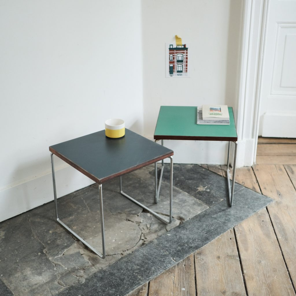 Duo de mini tables