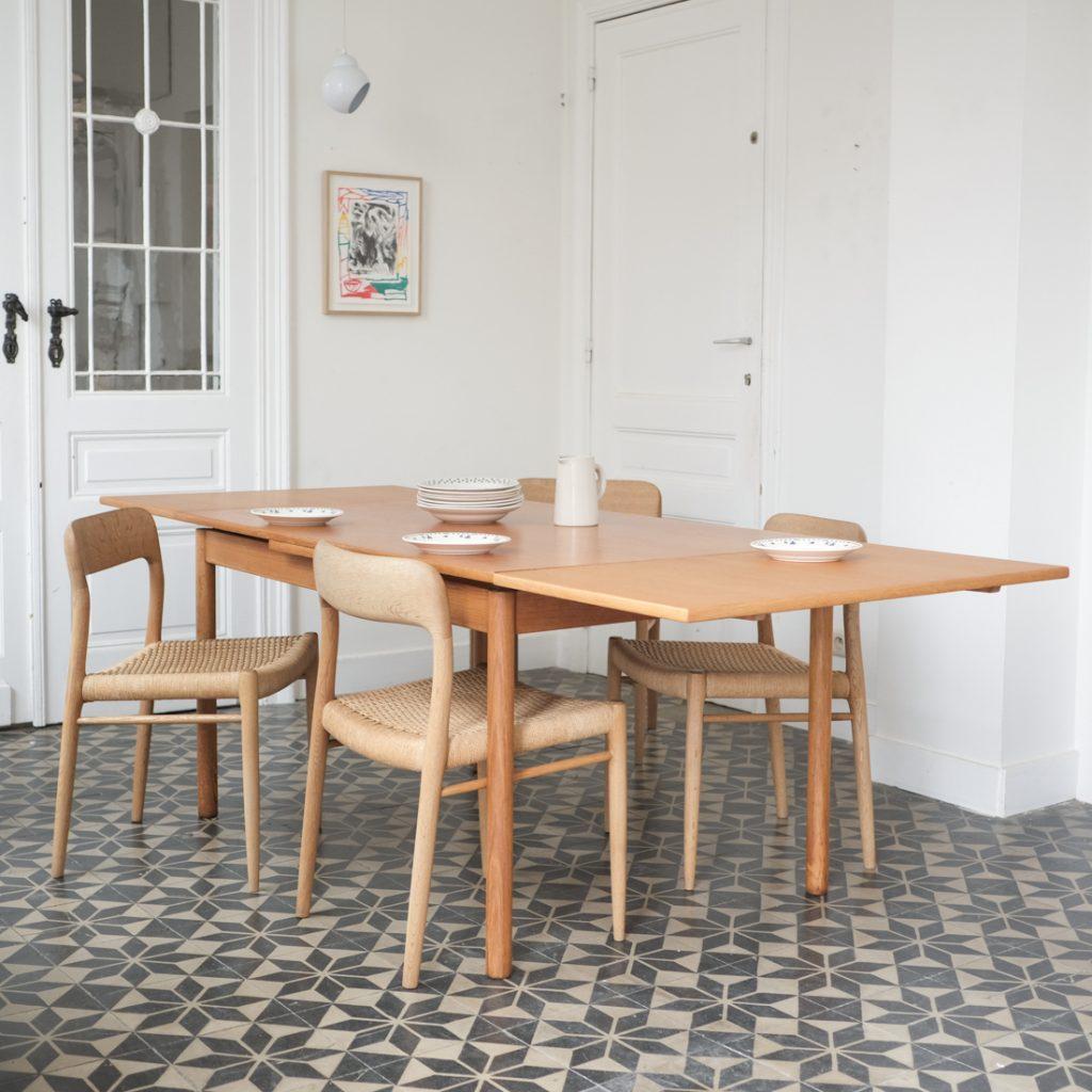 Table en chêne Pastoe