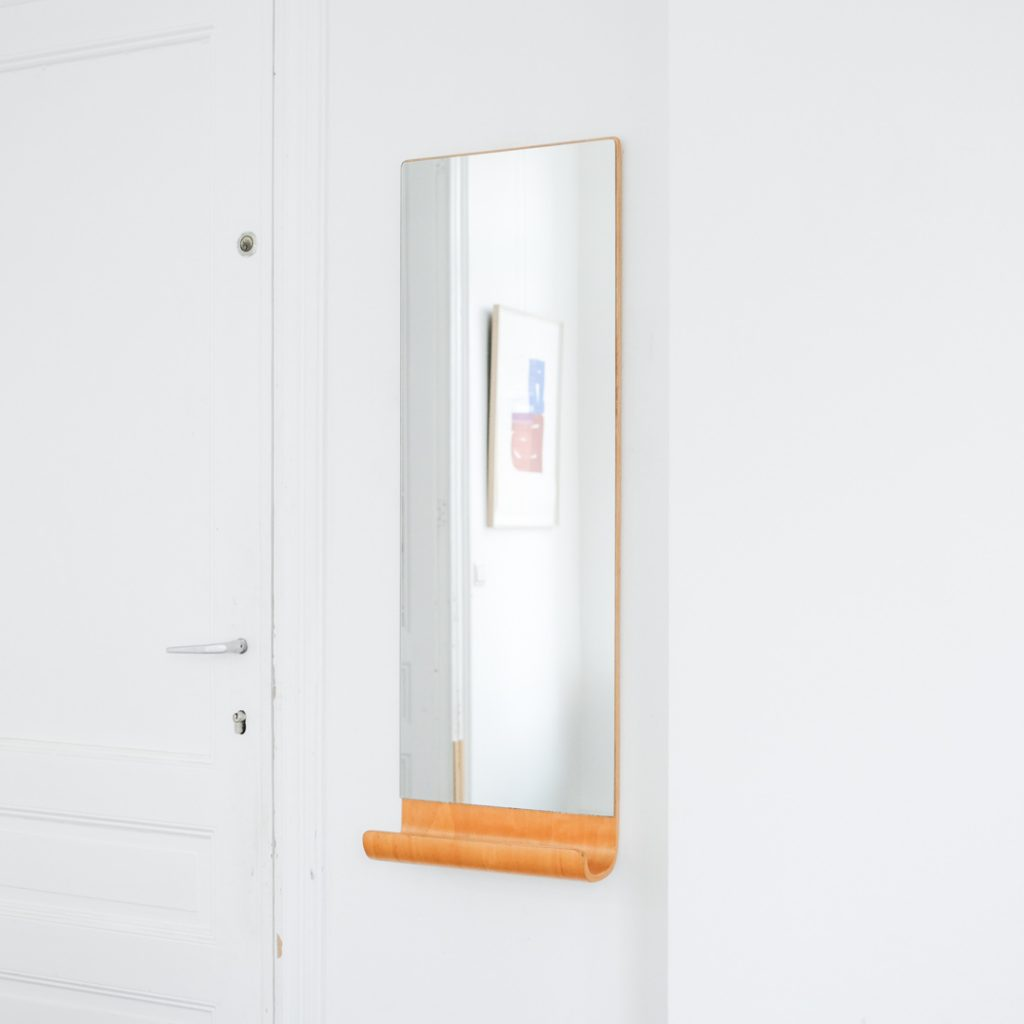 Miroir vide-poche