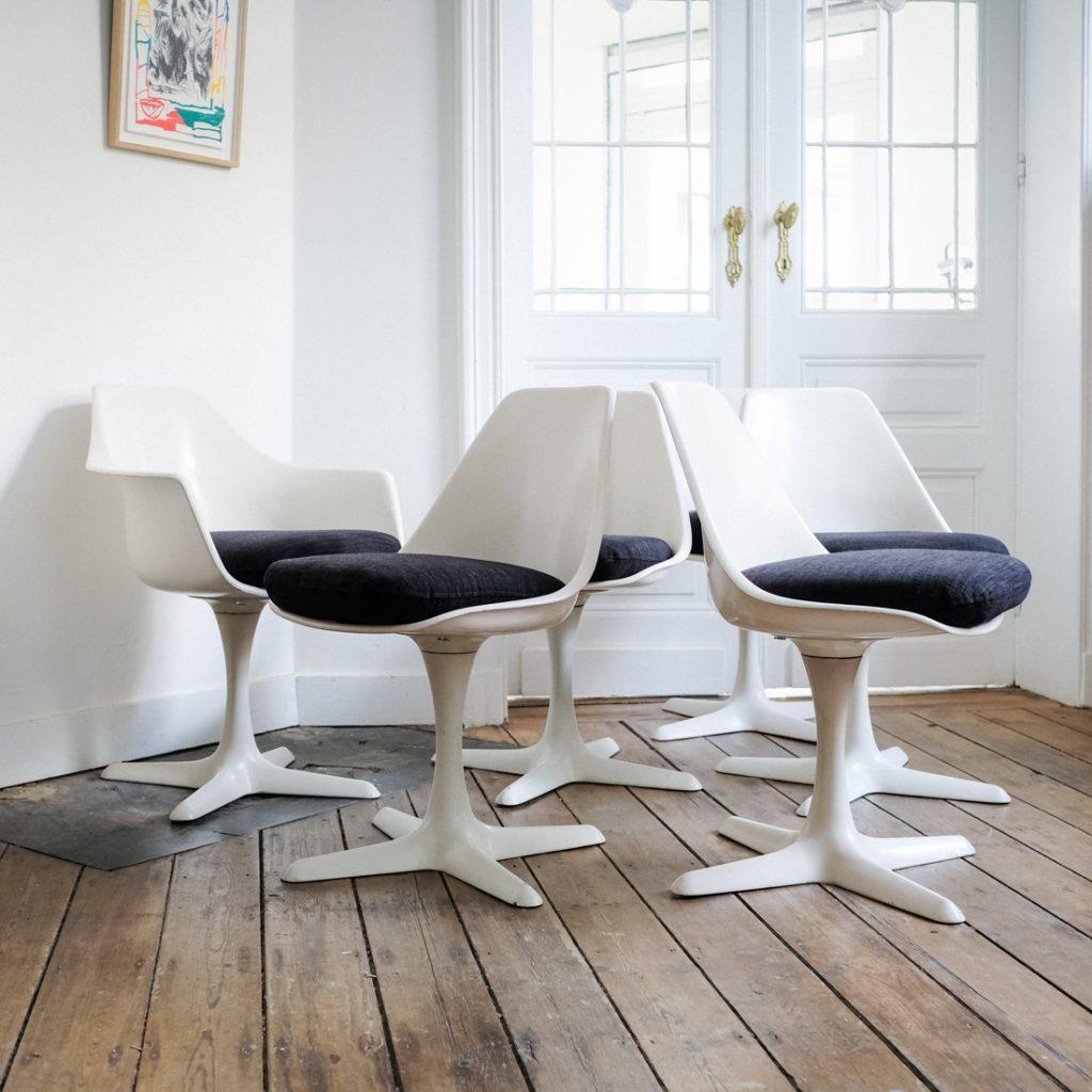 Série de 6 chaises Arkana