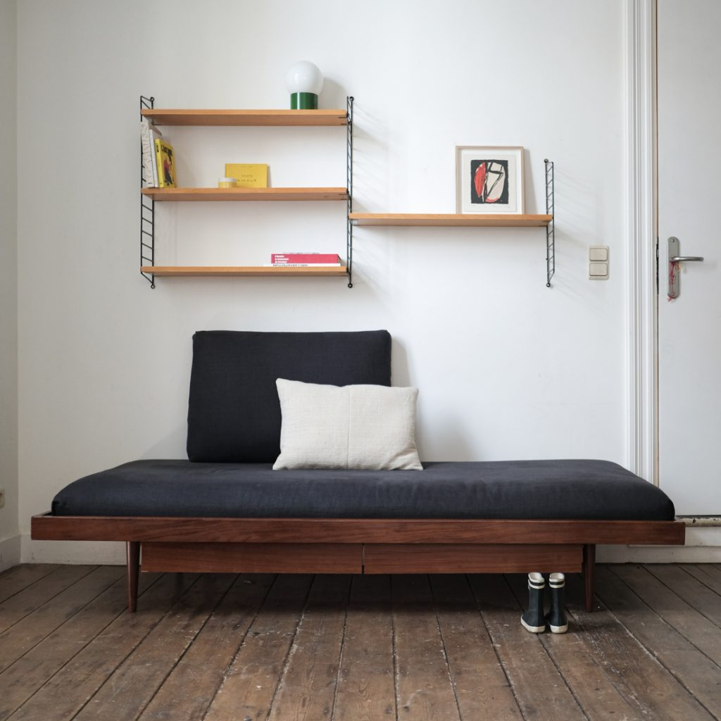 Daybed à tiroirs