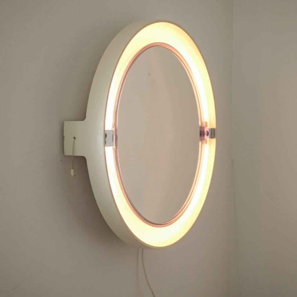 Miroir lumineux Allibert