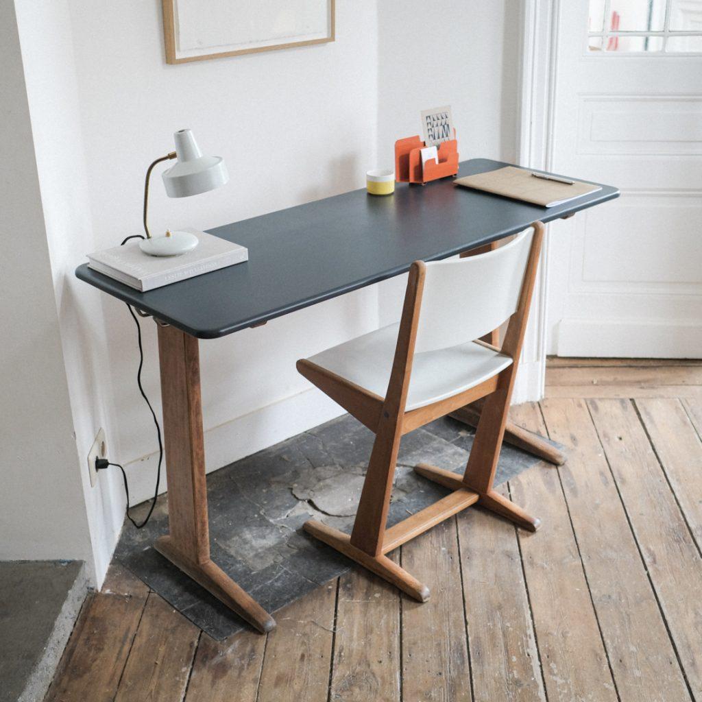 Bureau et chaise Casala