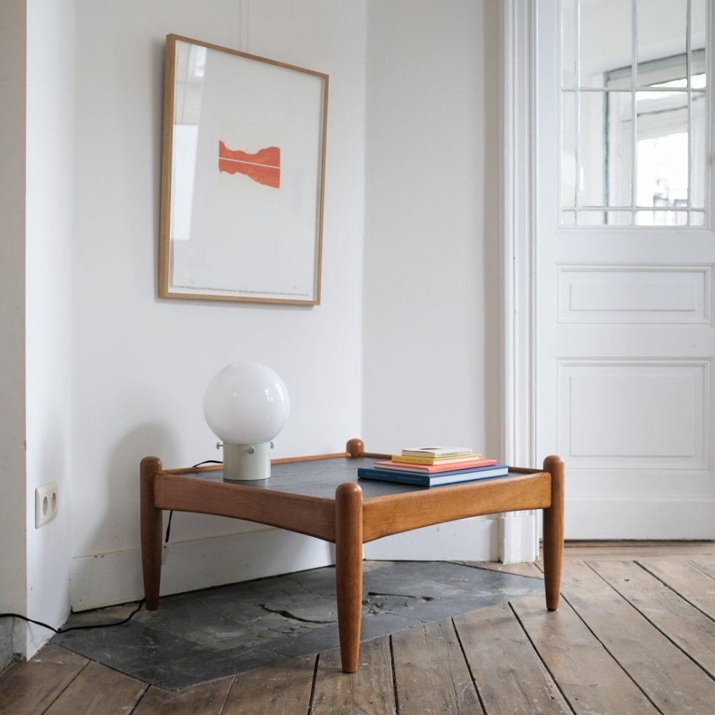 Table basse en pierre