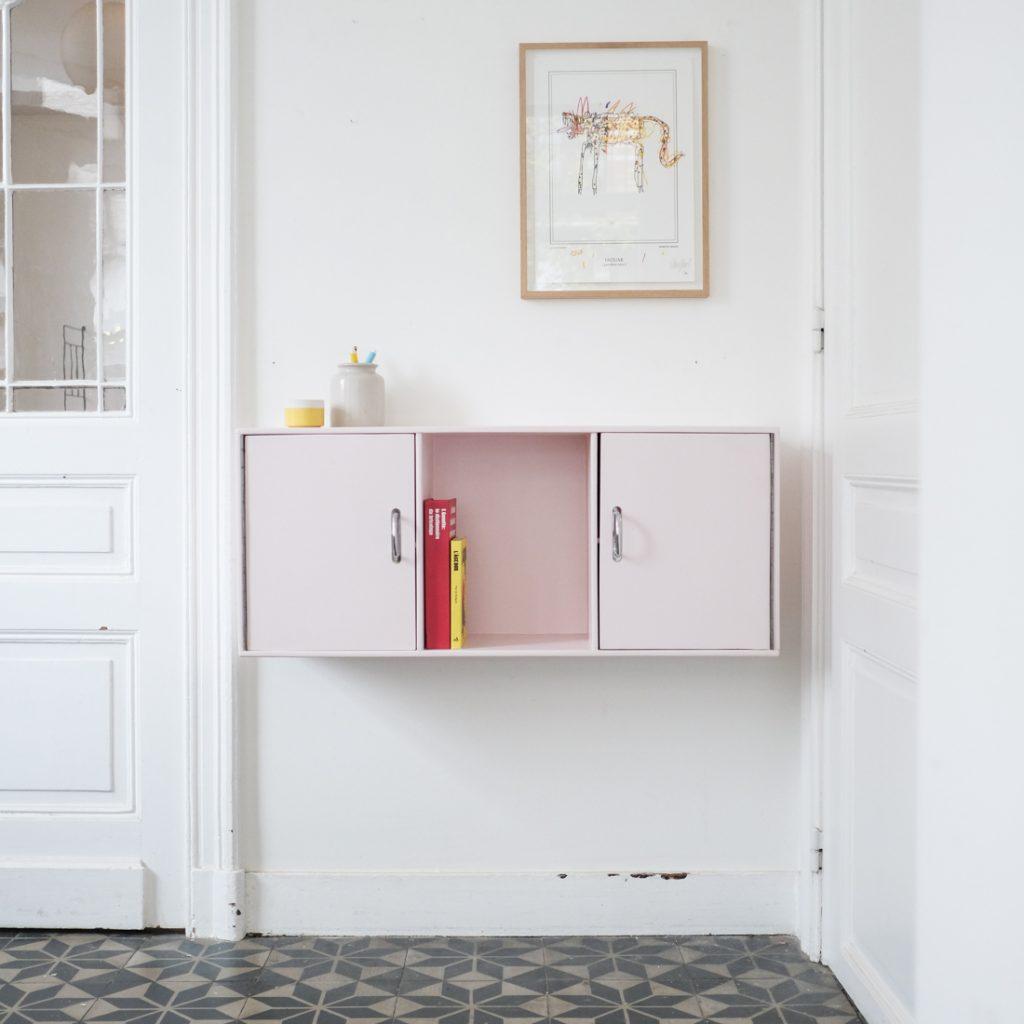 Petite armoire suspendue