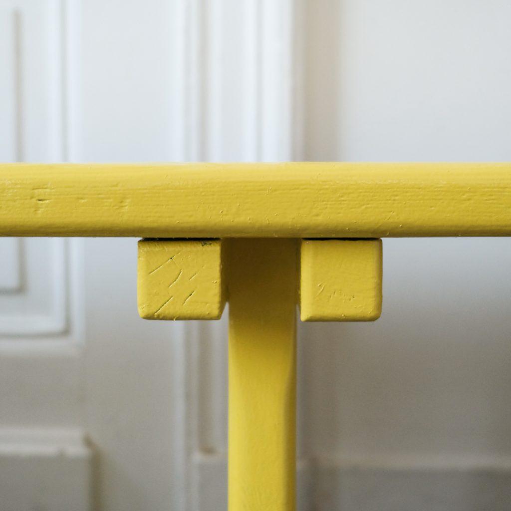 Grand banc jaune