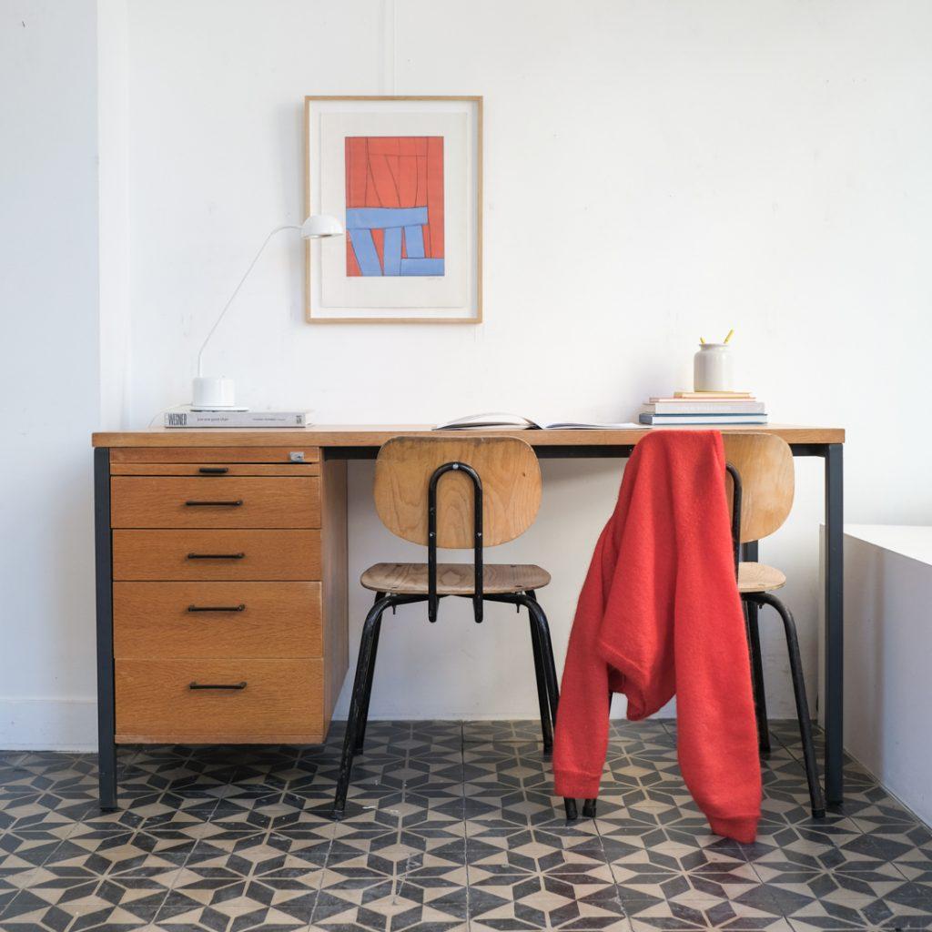 Grand bureau moderniste